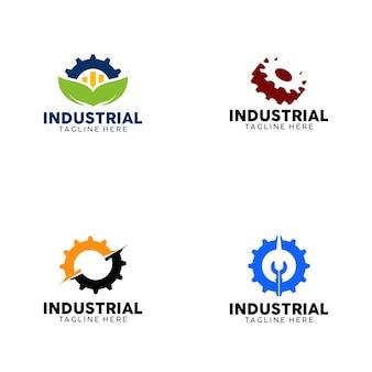 Industrieel logo