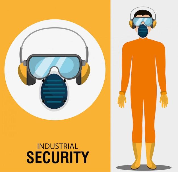 Industriële beveiligingsapparatuur