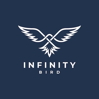 Infinity bird-logo