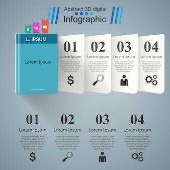Infographic boeken
