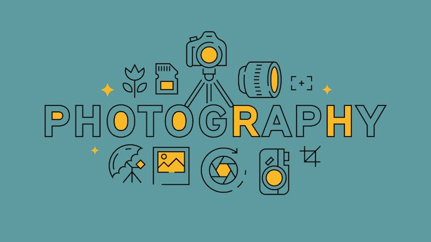 Infographic fotografie
