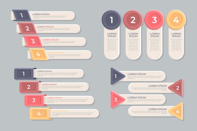 Infographic verwerken