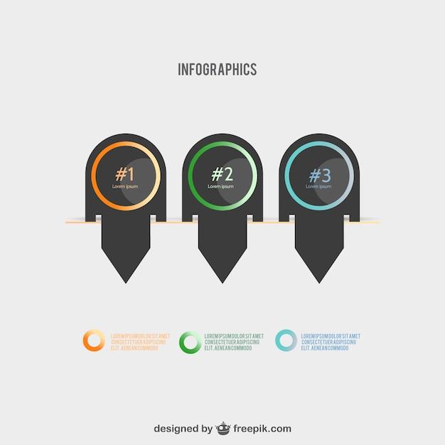 Infographics gratis te downloaden