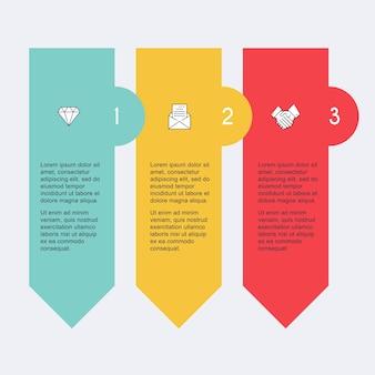 Infographics illustratie