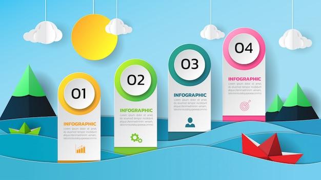 Infographics ontwerp