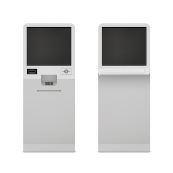 Informatie terminal set