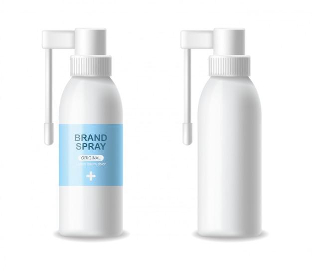 Inhalatorcontainer realistisch.