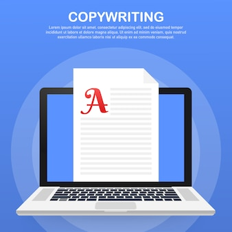 Inhoudsontwikkeling, freelance, blogpostsjabloon