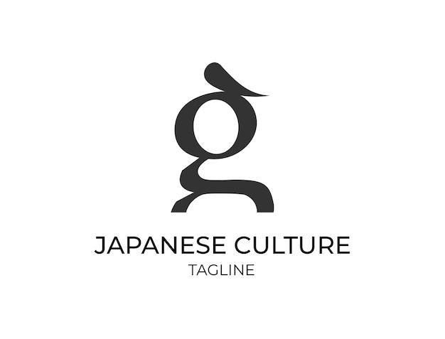Initiële g voor japanse culturele identiteit