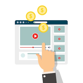 Inkomsten genereren met videocontent - geld verdienen met vlog