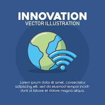 Innovatie technologie imago