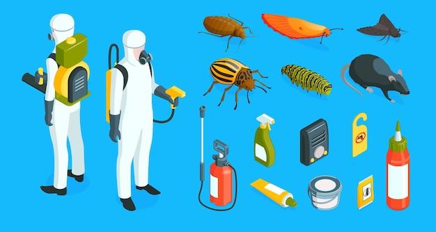 Insecticiden illustratie