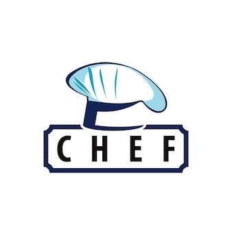 Inspiratie voor chef-koklogo-ontwerp