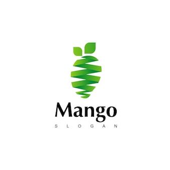 Inspiratie voor het ontwerpen van mango-logo's