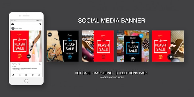 Instagram-banners black friday