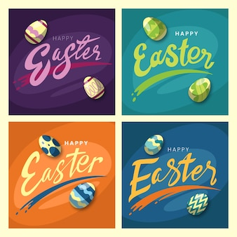 Instagram-postverzameling met sportieve eieren