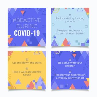 Instagram-tips om actief te zijn