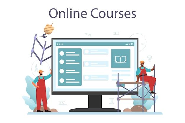 Installateur of installateur online service of platform