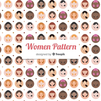 Internationaal vrouwenpatroon