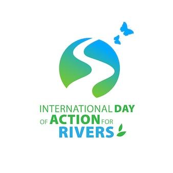 Internationale actiedag tegen dammen en voor rivieren, water en leven