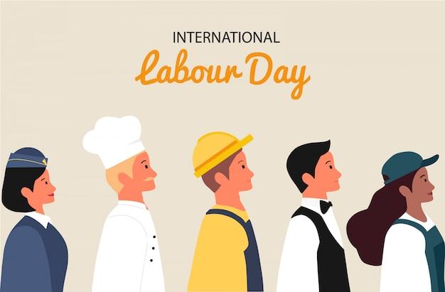 Internationale dag van de arbeid