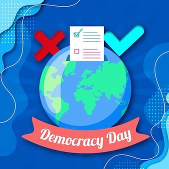 Internationale dag van de democratie