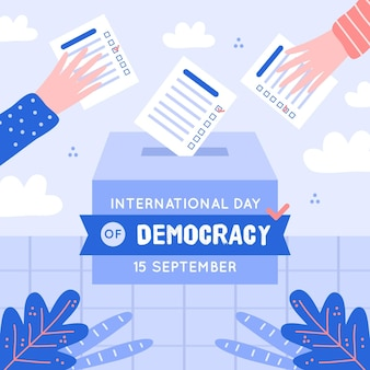 Internationale dag van de democratie