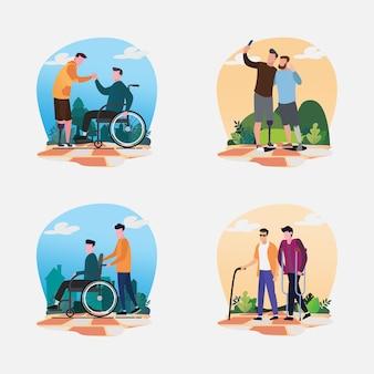 Internationale dag van de handicap