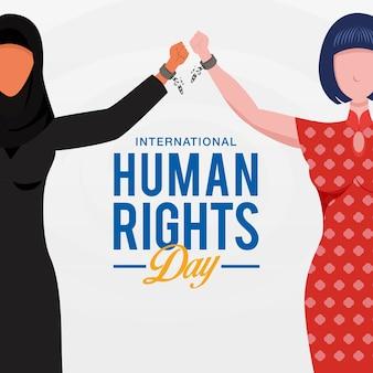 Internationale dag van de mensenrechten