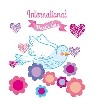 Internationale dag van de vrede
