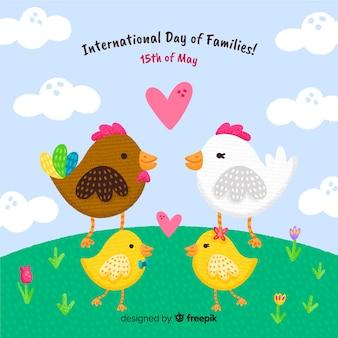 Internationale dag van gezinnen