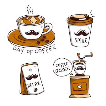 Internationale dag van koffie
