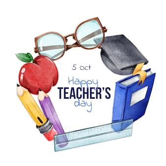 Internationale dag van leraren