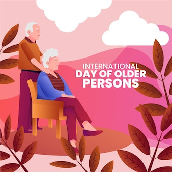 Internationale dag van ouderen