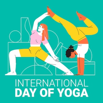 Internationale dag van yoga