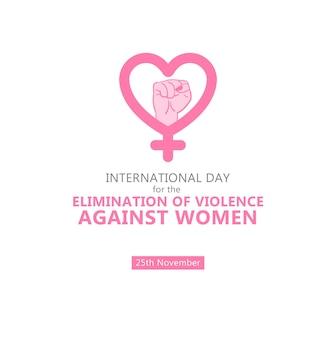 Internationale dag voor de uitbanning van geweld tegen vrouwen stop geweld tegen vrouwen