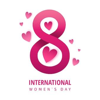 Internationale dagverkoop voor vrouwen