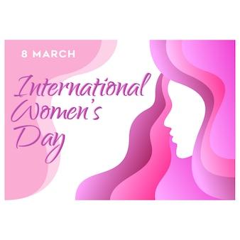 Internationale damesbanner
