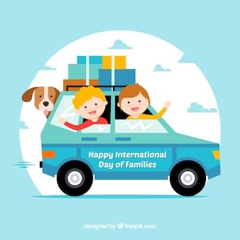 Internationale familiedag achtergrond