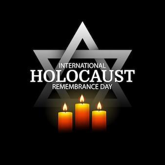 Internationale herdenkingsdag voor de holocaust