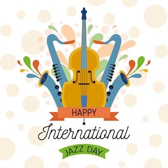 Internationale jazzdagviering
