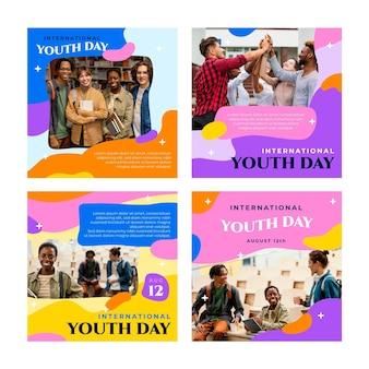 Internationale jeugddag berichten collectie met foto