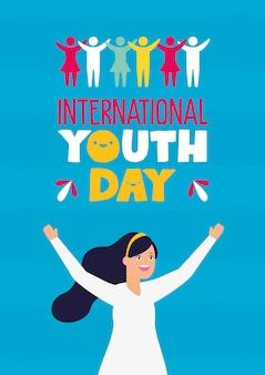 Internationale jeugddag