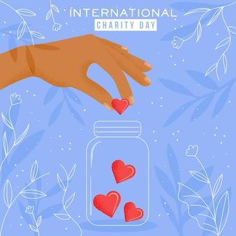 Internationale liefdadigheidsdag