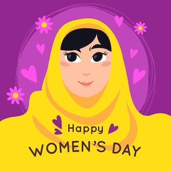 Internationale vrouwendag met groet