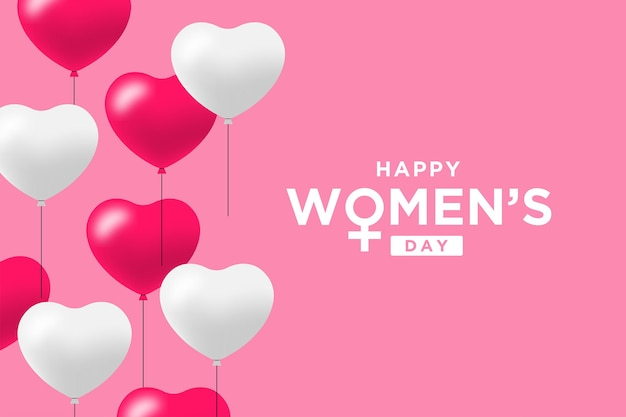 Internationale vrouwendag wenskaarten