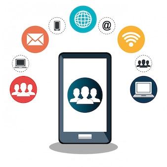 Internet communicatie ontwerp