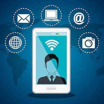 Internet communicatie