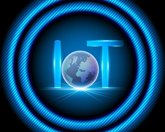 Internet of things (iot) -technologie