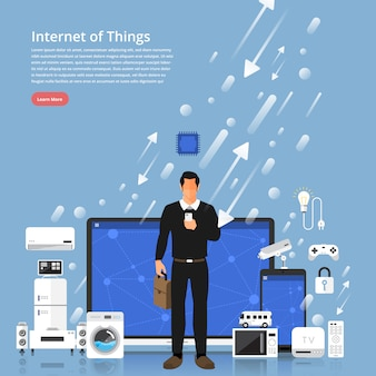 Internet van het ding